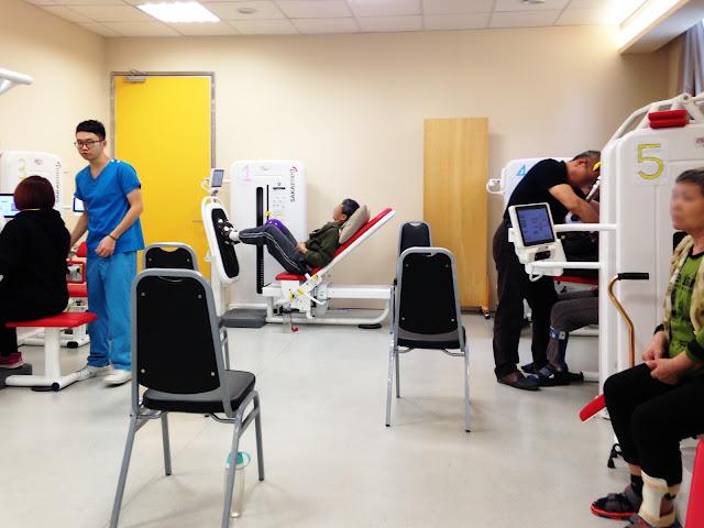 好痛痛 長安醫院 復健科 台中市太平區 能力回復復健團課 物理治療 運動治療 健保與自費