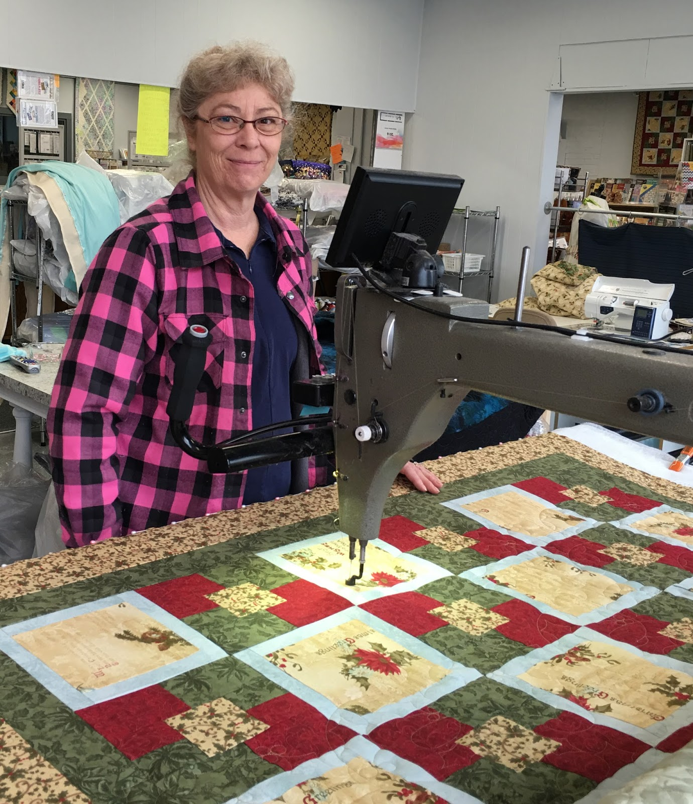 Carried Away Quilting: My local quilt shop: Quilts on Broadway : quilts plus kalamazoo - Adamdwight.com