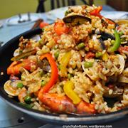 อาหาร, เมนูอาหาร, เมนูขนมหวาน, อันดับอาหาร, รีวิวอาหาร, รีวิวขนม, ร้านอาหารอร่อย, 10 อันดับอาหาร, 5 อันดับอาหาร, อาหารญี่ปุ่น, รายการอาหารญี่ปุ่น, ซูชิ, อาหารไทย, อาหารจีน, อันดับร้านอาหาร, ร้านอาหารทั่วไทย, ร้านอาหารในกรุงเทพ, อาหารเกาหลี, อันดับอาหารเกาหลี, เมนูอาหารยอดนิยม, อาหารจานเดียว, อาหารหม้อไฟ, รายชื่ออาหาร, รายชื่ออาหารไทย, รายชื่ออาหารญี่ปุ่น, รายชื่ออาหารจีน, อาหารนานาชาติ, สารานุกรมอาหาร, 500 เมนูอาหารจากทั่วโลก 40. ข้าวผัดซีฟู้ดสเปน (Paella)
