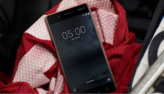 HMD Global launched the novel variant of the Nokia  iii GB RAM of the Nokia v is launched
