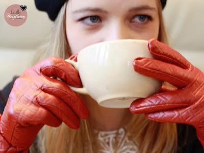 """Fingerhandschuhe selber nähen: Schneehase von """"die wilde Matrossel"""""""
