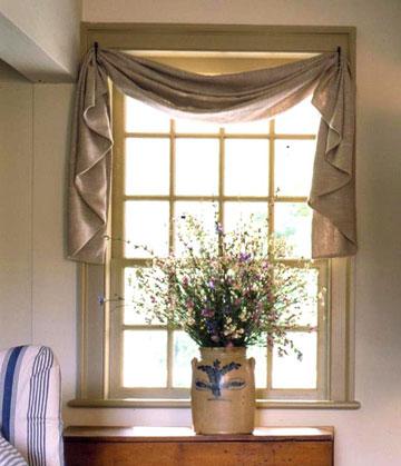 New Home Interior Design: Window Treatment Styles