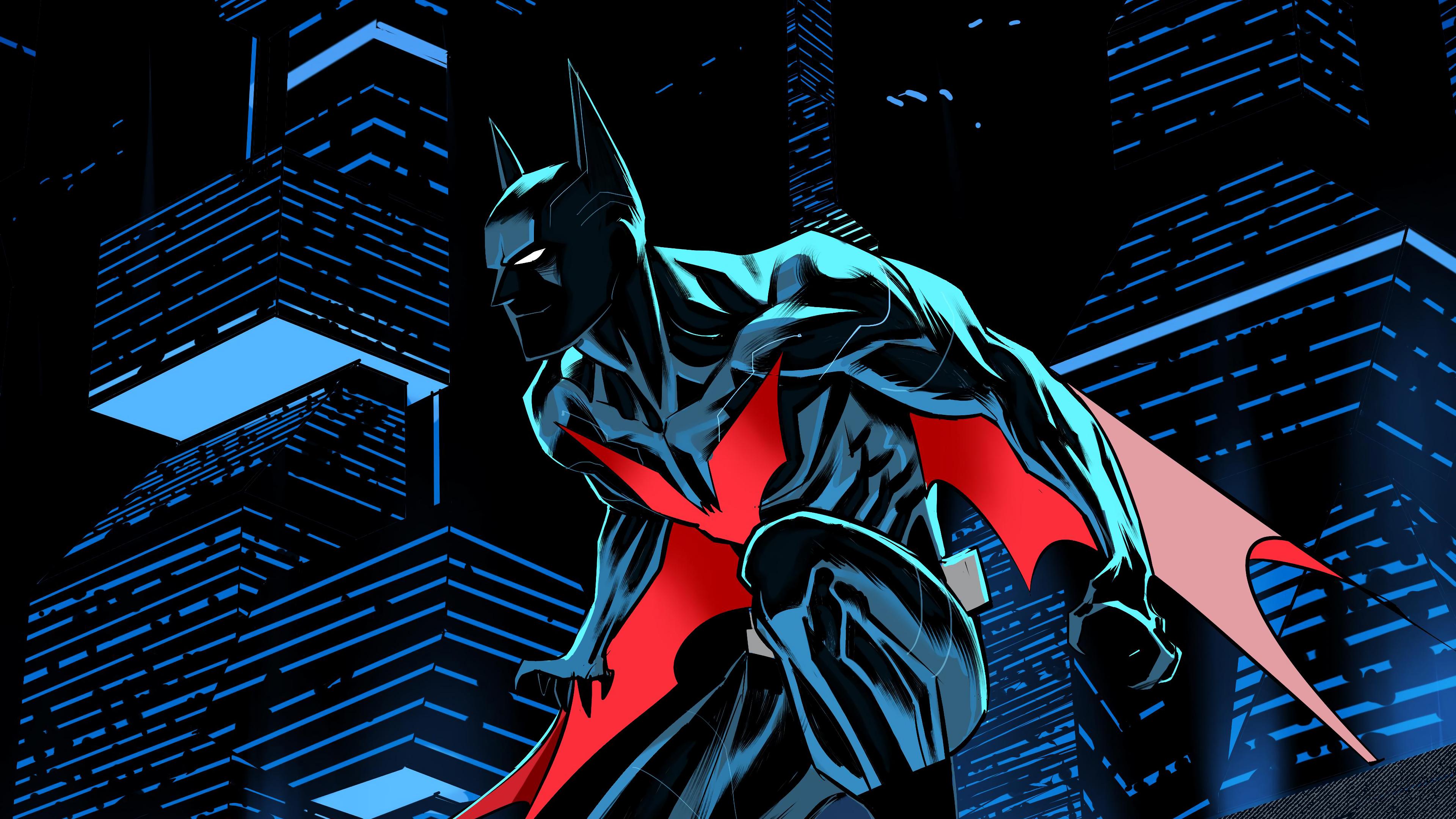 Batman Beyond, 4K, #154 Wallpaper