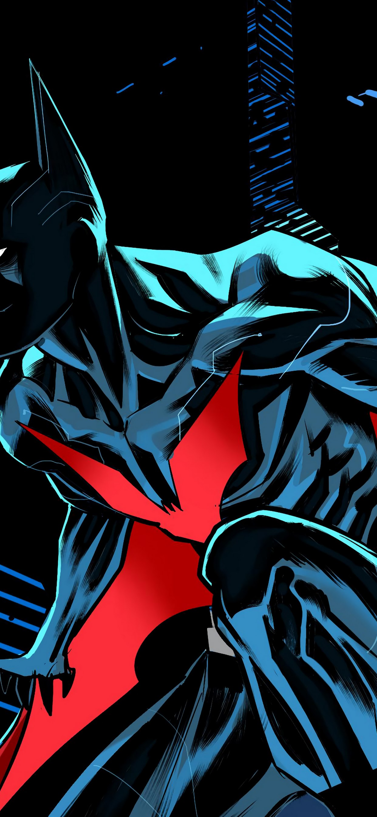 Batman Beyond 4k Wallpaper 154