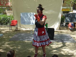 Teatro clown,  teatro de calle,  clown,  payasas