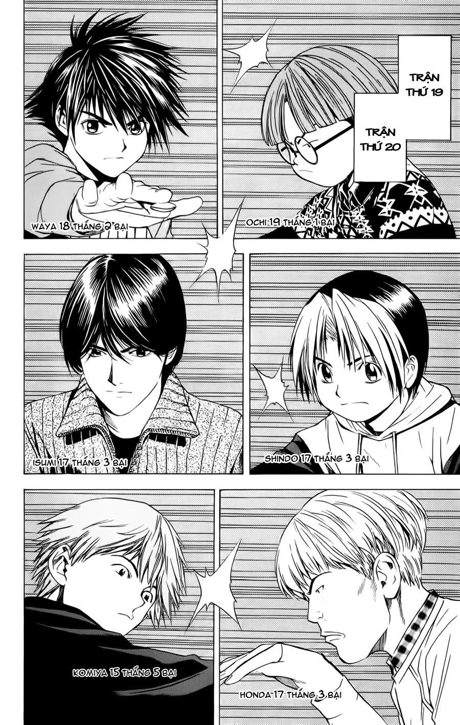 Hikaru No Go hikaru no go chap 87 trang 6