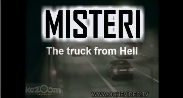 MISTERI THE TRUCK FROM HELL