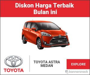 Promo Toyota All New Avanza Medan
