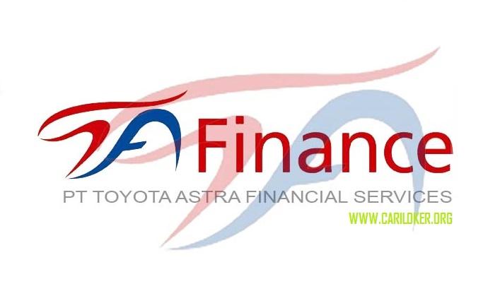 Loker SMA/SMK PT Toyota Astra Financial SERVICES November 2017