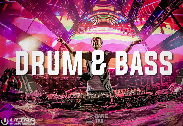 7. DRUM AND BASS