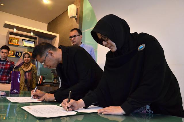 Ingin Hasilkan Masterplan Kota Hijau, Banda Aceh Teken MoU