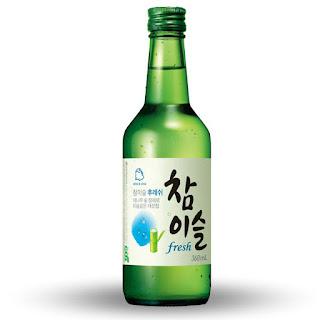 Rasanya Soju Minuman Korea