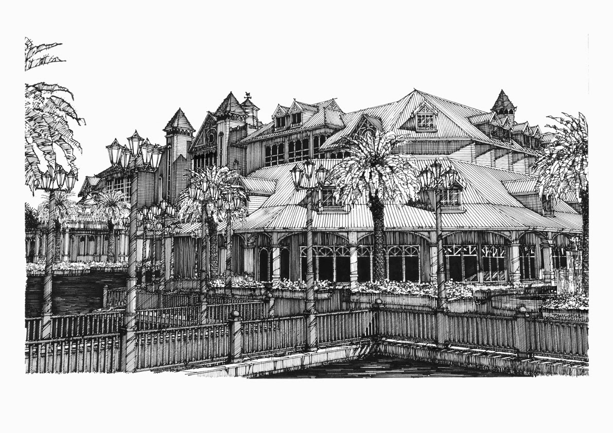 09-Paul-Hill-Pen-and-Ink-Architectural-Drawings-and-Sketches-www-designstack-co