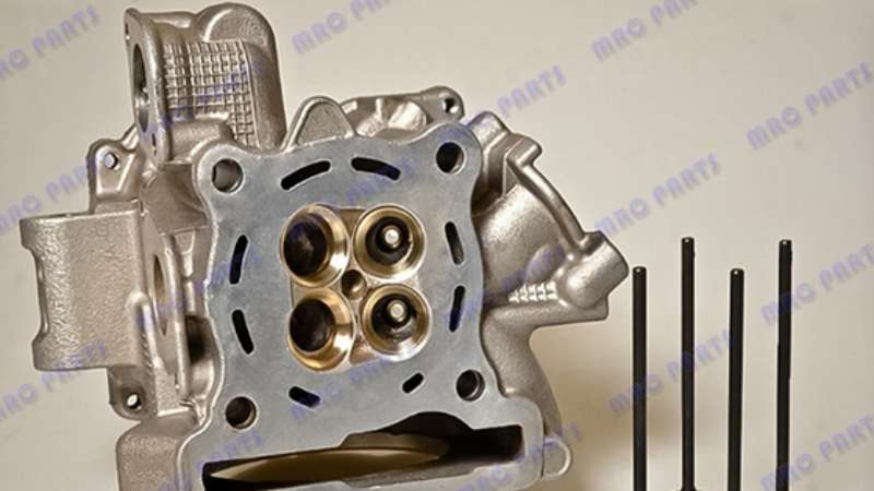 foto silinder head R15 4 valve