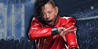 Shinsuke Nakamura Demands Respect, Extreme Rules Attendance Note