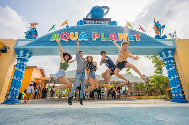 AQUA PLANET in CLARK: Experience, Travel Guide, Ticket Prices, Tips and Reminders
