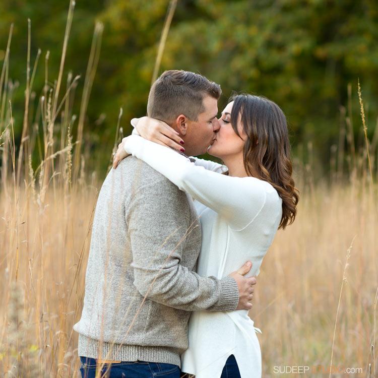 Gallup Park Engagement Session - SudeepStudio.com Ann Arbor Wedding Photographer