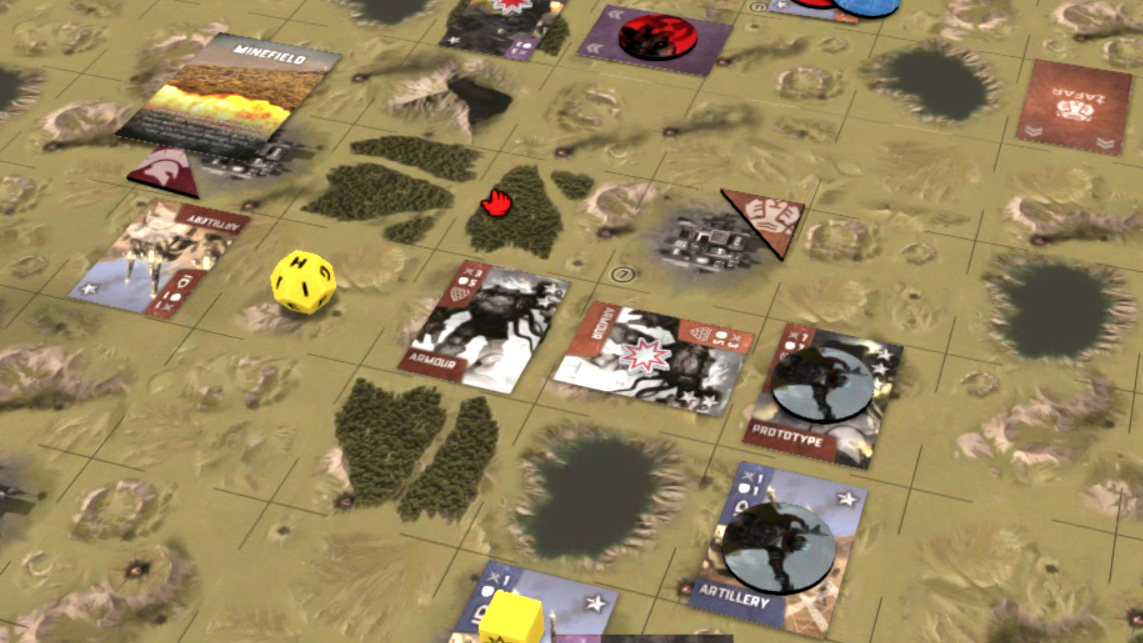 Farsight tabletopia screenshot