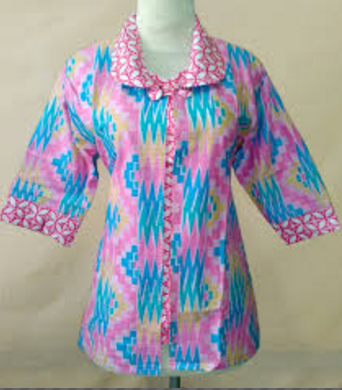 Gambar Baju Batik Kerja Terbaru