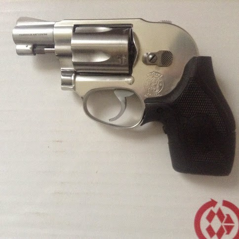 Smith and Wesson Model 638-1