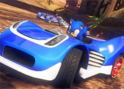 Sonic Cars Hidden Letters