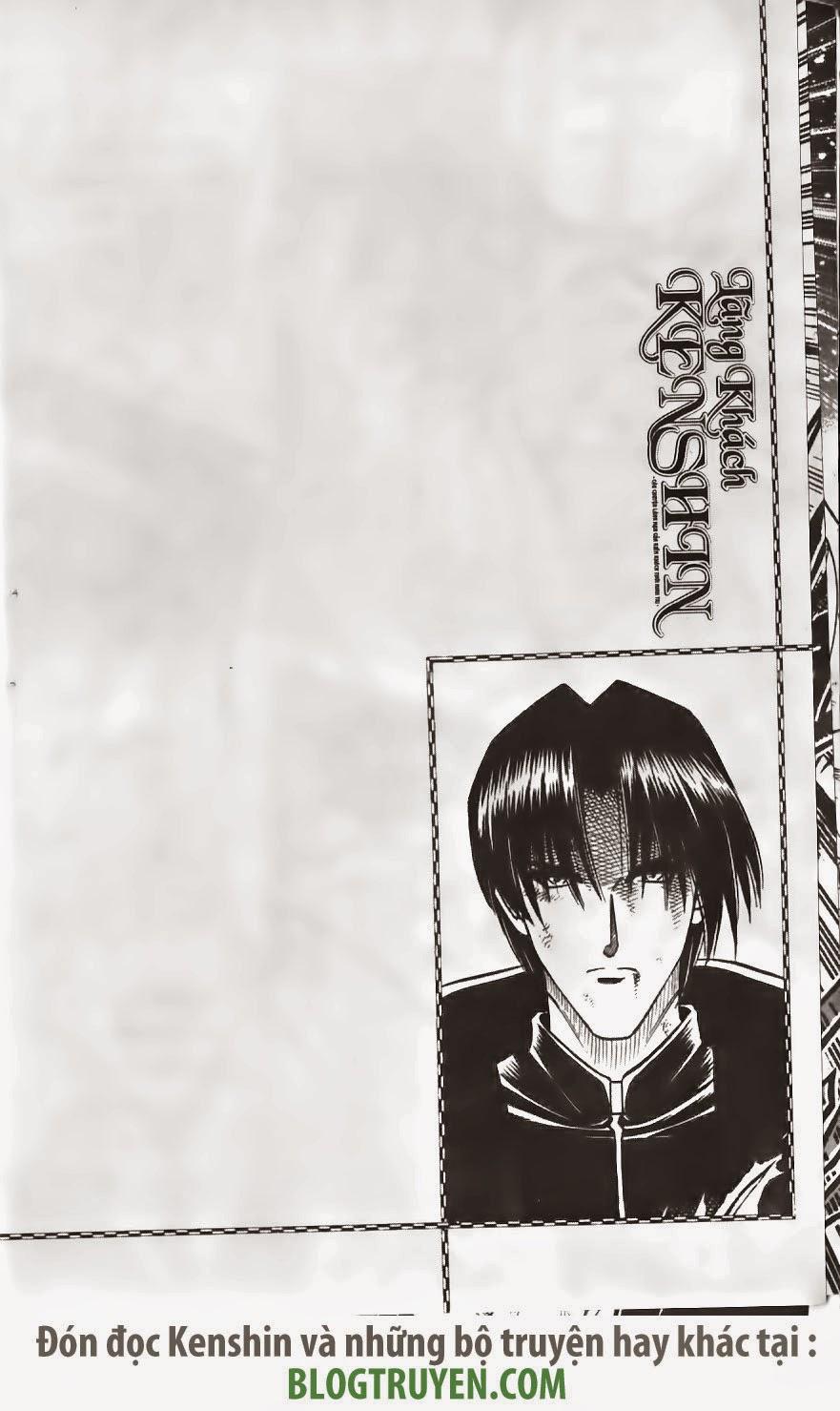 Rurouni Kenshin chap 140 trang 21