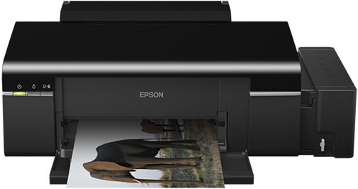 Cara Reset Printer Epson L800