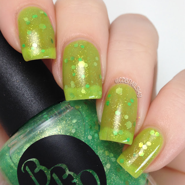 Bad Bitch Polish-Lime