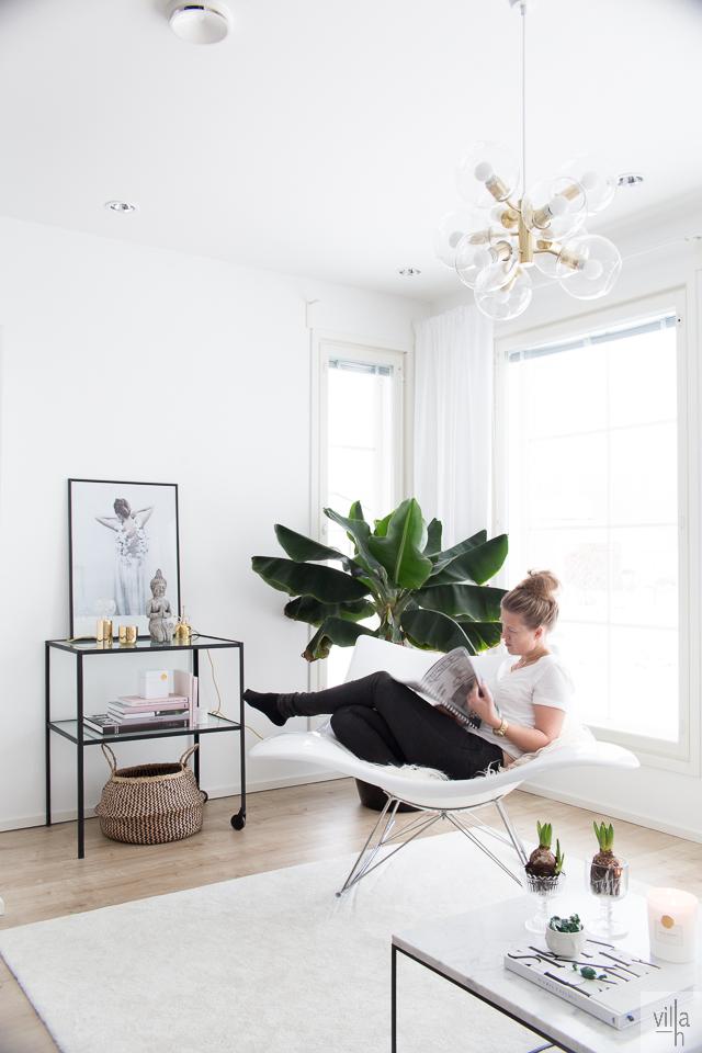 villa h blogi, sisustus, oma tyyli, olohuone, interior