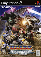 Tips Bermain Zoids Struggle PS2