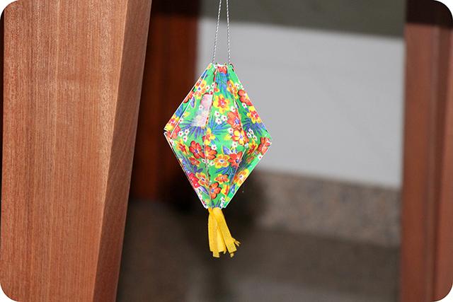 Balão : Festa Caipira na Fazendinha do Lorenzo