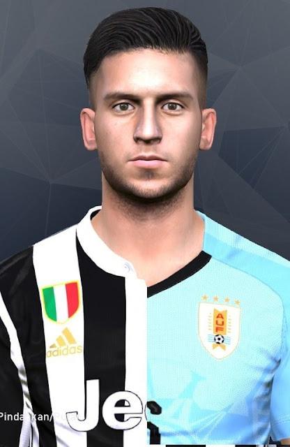 Rodrigo Bentancur Face PES 2017