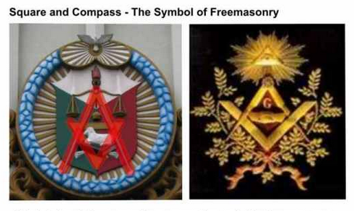 The Iglesia Ni Cristo Logo and Masonic Connection | PagadianDiocese org