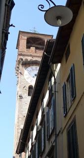 La Torre de las Horas, Lucca.