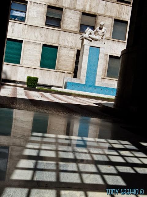 Casa della Fontana Tony Graffio