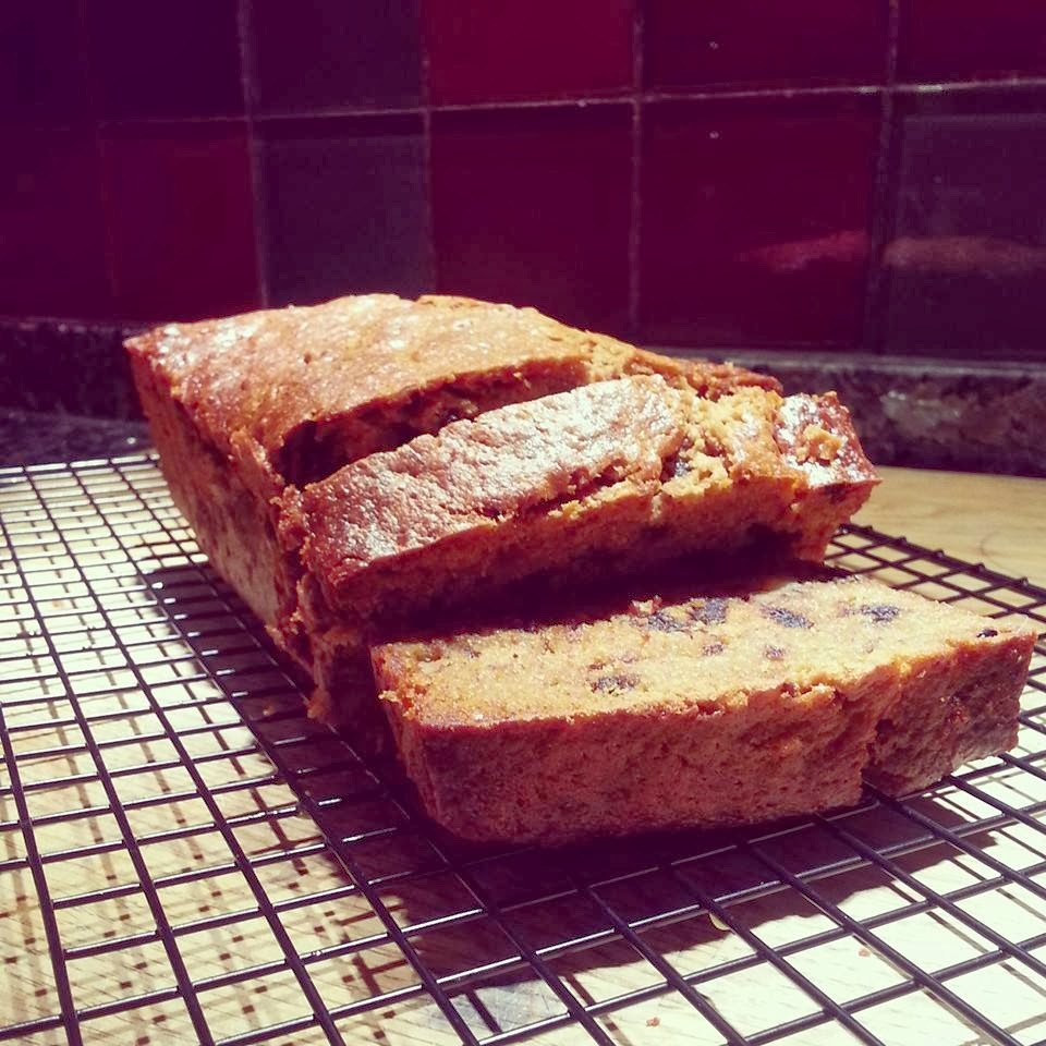 Cooking 101: Walnut, Date, And Honey Cake