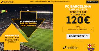 betfair supercuota Barcelona gana Celta 4 mayo 2019