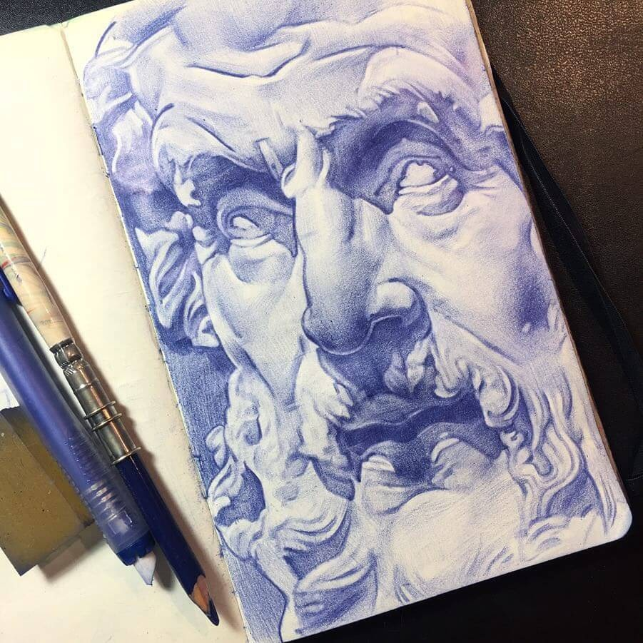 03-Tatiana-Caffeine-Moleskine-Color-Pencil-Drawings-www-designstack-co