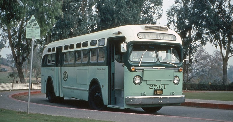 Automata Request - Bus |Photos Old City Buses 1950