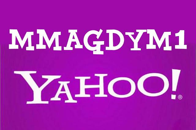 تحميل خط Yahoo الرائع