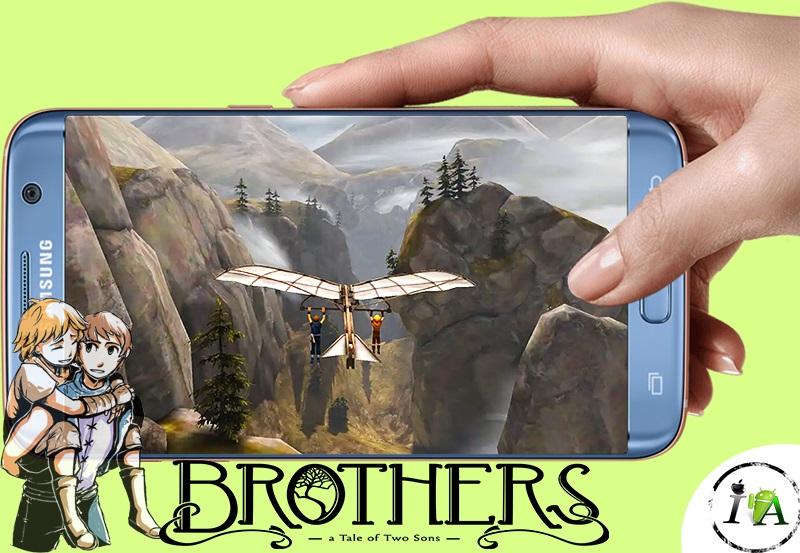 تحميل لعبة Brothers a tale of two sons للاندرويد مجانا