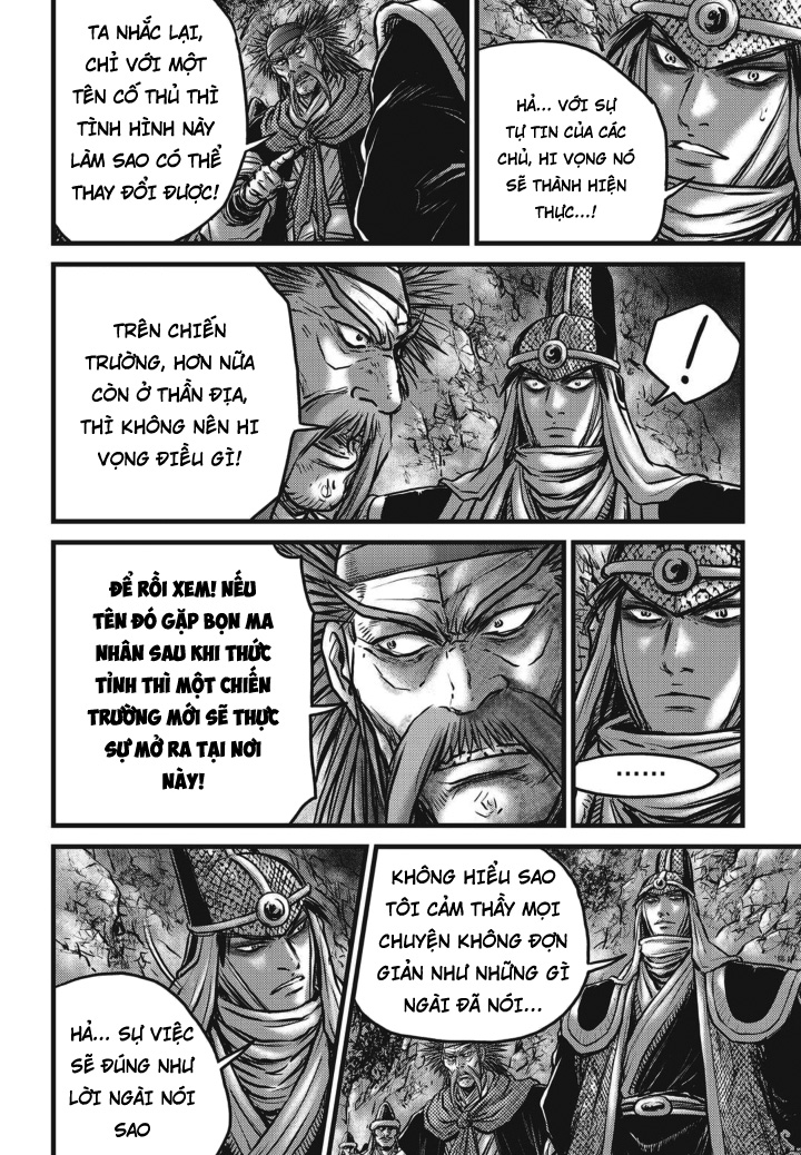 Hiệp Khách Giang Hồ - Chapter 512 - Pic 11