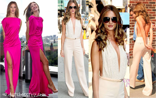 Rosie2 Rosie Huntington Whiteley Red Carpet Style