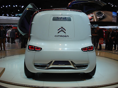 Citroen Tubik rear