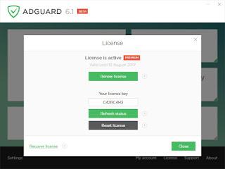 Adguard Premium v6.Full Torrent - Hızlı - Serial - İndir