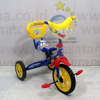 exotic sandaran sepeda roda tiga bmx anak