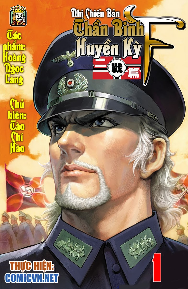 Thần Binh Huyền Kỳ F Chap 38 - Next Chap 39