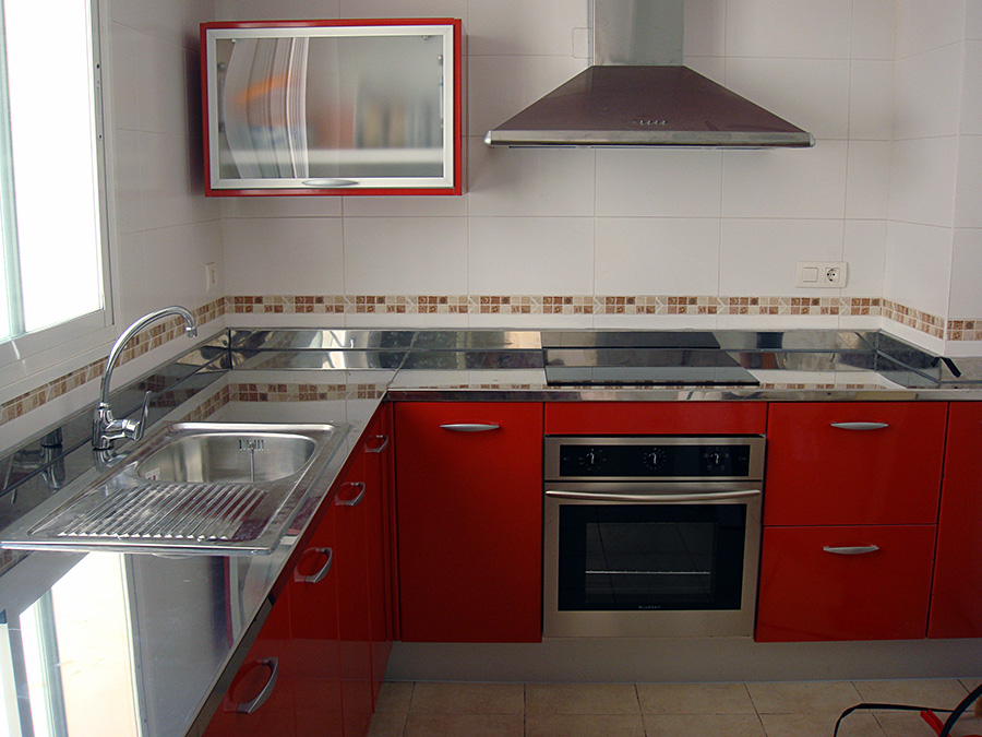 Cocinas baratas cocinas zaragoza another home 976 for Cocinas a medida baratas