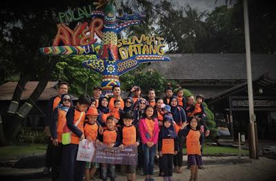 Paket Tour Wisata Ke Pulau Ayer Kepulauan Seribu Murah