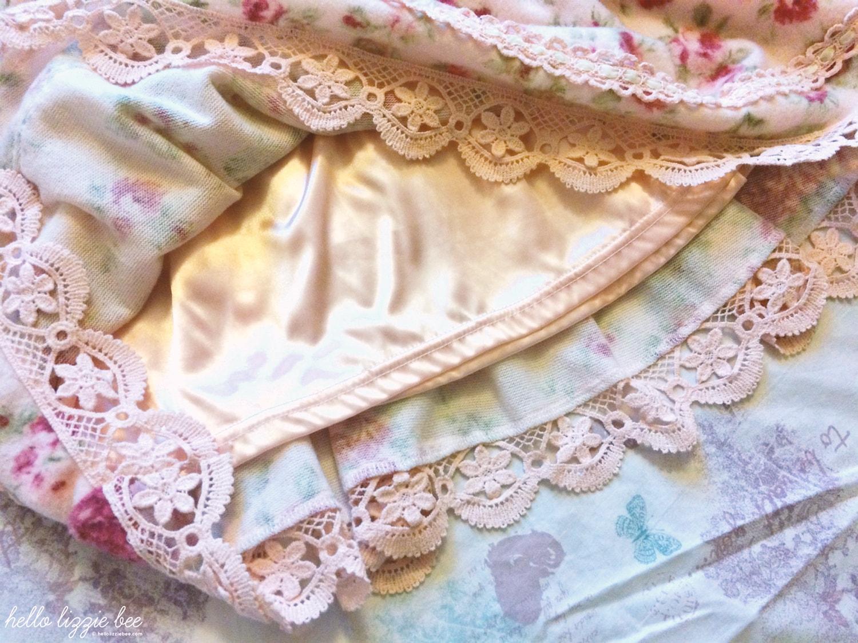 dress lining details
